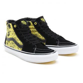 Mike Gigliotti for Vans X SpongeBob Skate Sk8-Hi Shoes Hover