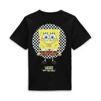 Boys Vans X Spongebob Spotlight Pocket T-Shirt (8-14 years) Hover