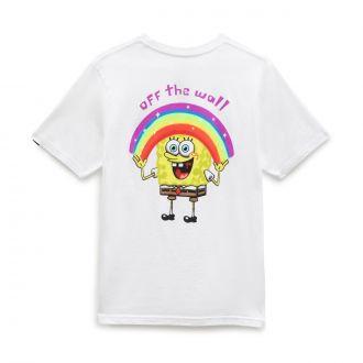 Boys Vans X Spongebob Imaginaaation T-Shirt  (8-14 years) Hover