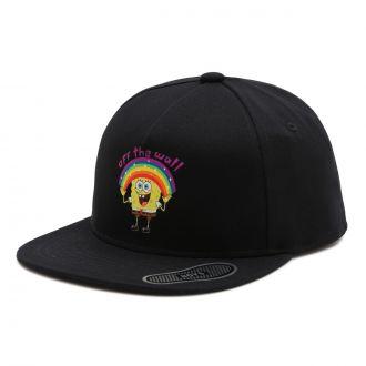 Boys Vans X Spongebob Snapback Hat Hover