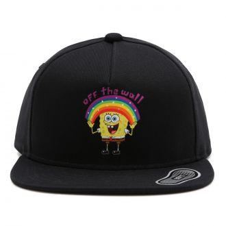Boys Vans X Spongebob Snapback Hat