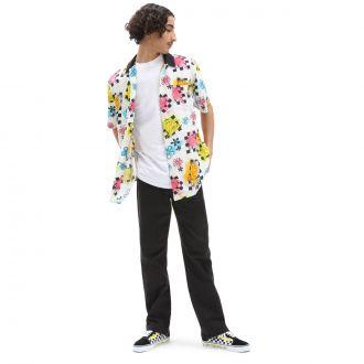 Vans X Spongebob Airbrush Buttondown Shirt Hover