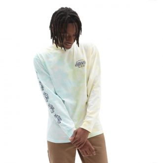 THE VANS EXPERIENCE TIE DYE LONG SLEEVE T-SHIRT Hover
