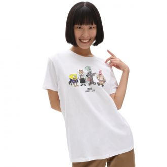 Sandy Liang For SpongeBob X Vans T-shirt