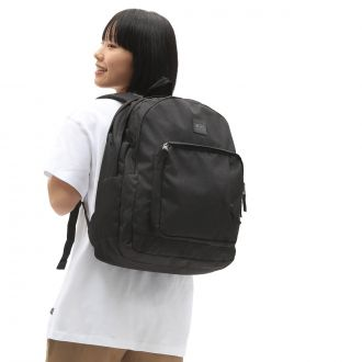 WM IN SESSION BACKPA Black Hover