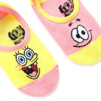 Vans X Spongebob Canoodle Socks (3 pairs) Hover