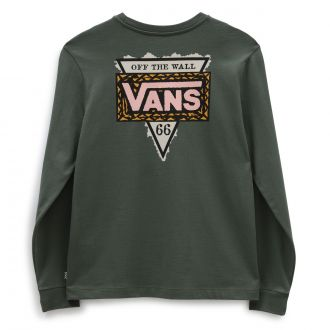 FIRST STITCHES LONG SLEEVE T-SHIRT Hover