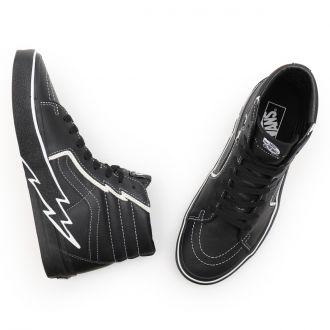 UA SK8-Hi Bolt Black/Black Hover