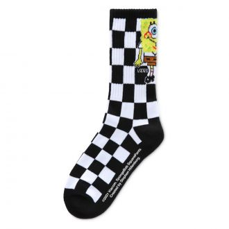 Kids Vans X Spongebob Crew Socks 1-6 (1 pair)