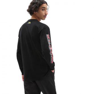 Vans X Spongebob Characters Long Sleeve T-Shirt Hover