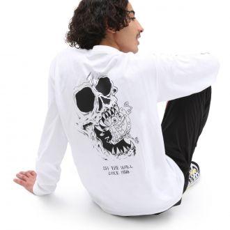 Mike Gigliotti for Vans X SpongeBob Skull Long Sleeve T-Shirt