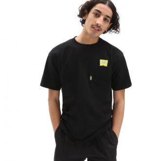 Vans X Spongebob  Spotlight Pocket T-Shirt Hover