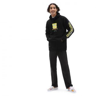 Vans X Spongebob Happy Face Pullover Hoodie Hover