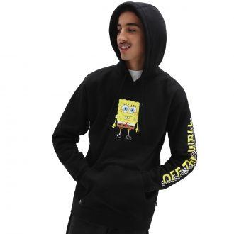 Vans X Spongebob Happy Face Pullover Hoodie