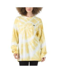 OFF THE WALL CLASSIC TIE DYE LS