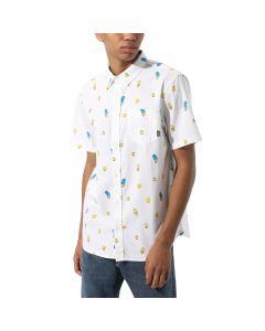 Vans X The Simpsons Houser Buttondown Shirt