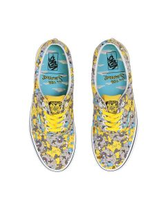 Vans X The Simpsons Itchy & Scratchy Era Shoes