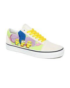 Vans X The Simpsons The Bouviers Old Skool Shoes