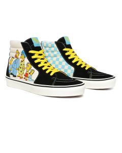 Vans X The Simpsons 1987-2020 Sk8-Hi Shoes