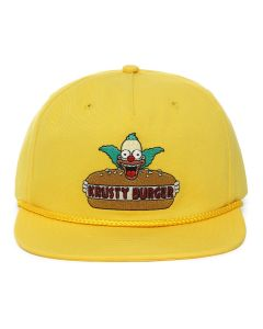 Vans X The Simpsons Krusty Shallow Unstructured Hat