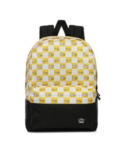 Vans X The Simpsons Check Eyes Backpack