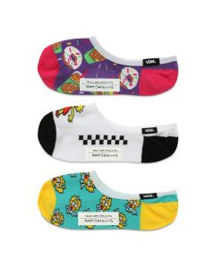 Vans X The Simpsons Family Canoodles (3 pairs)