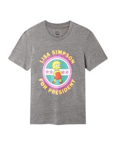 Vans X The Simpsons Lisa 4 Prez Tee